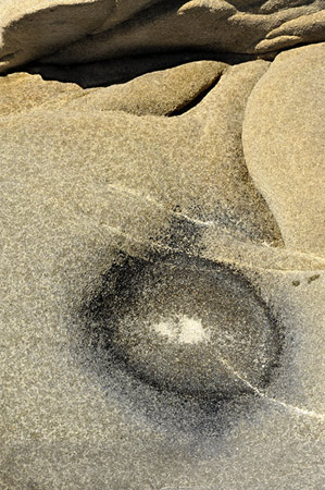 abstract rock art #6, Salt Point,CA